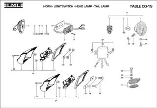 1971 Triumph Tr6 Wiring Diagram further Truck Lite Tl81 Round Led Work L likewise pit In co additionally Wiring Harnesses Fittings besides Store. on the wiring harness company uk